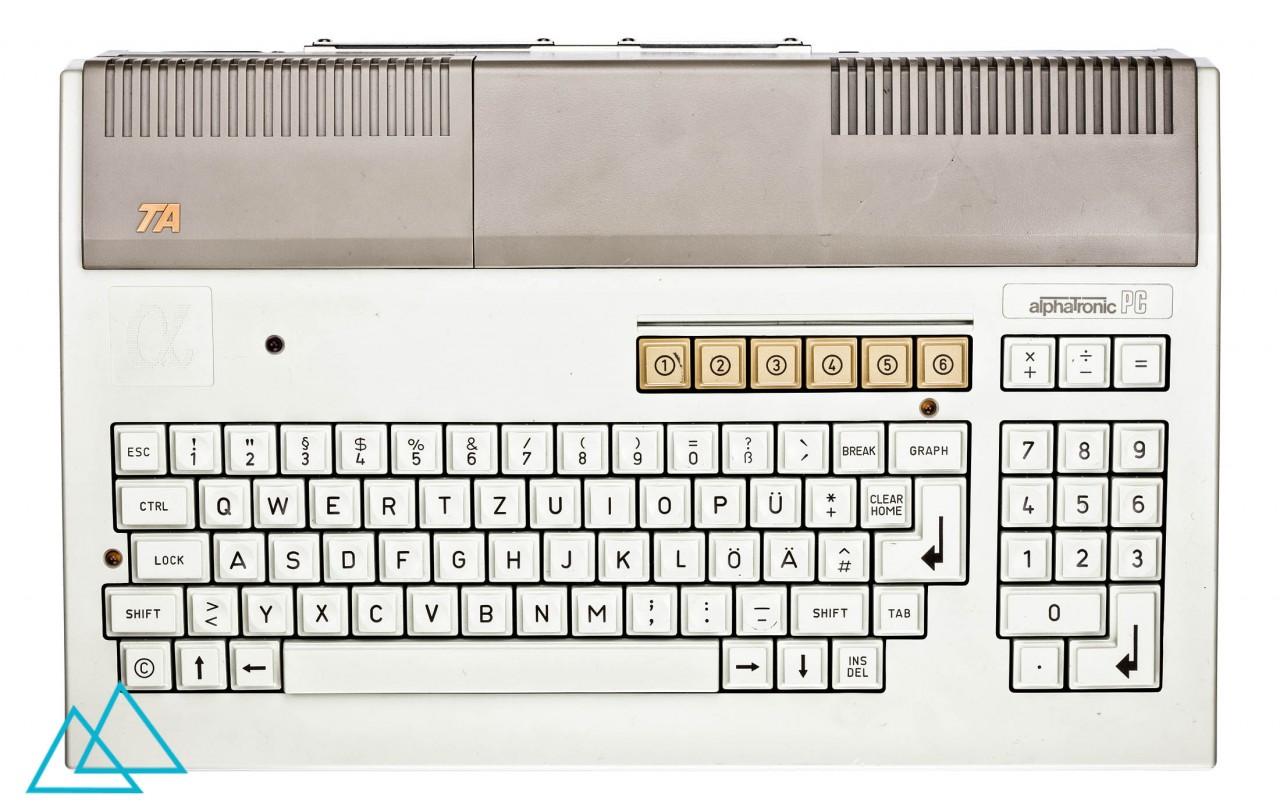 # 007 TA Alphatronic PC