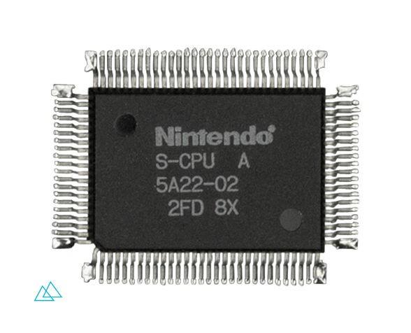 # 013.1 CPU@Super Nintendo Entertainment System US