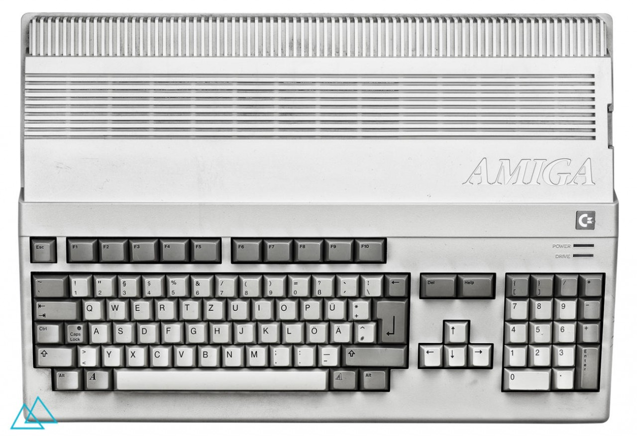 # 021 Commodore Amiga 500