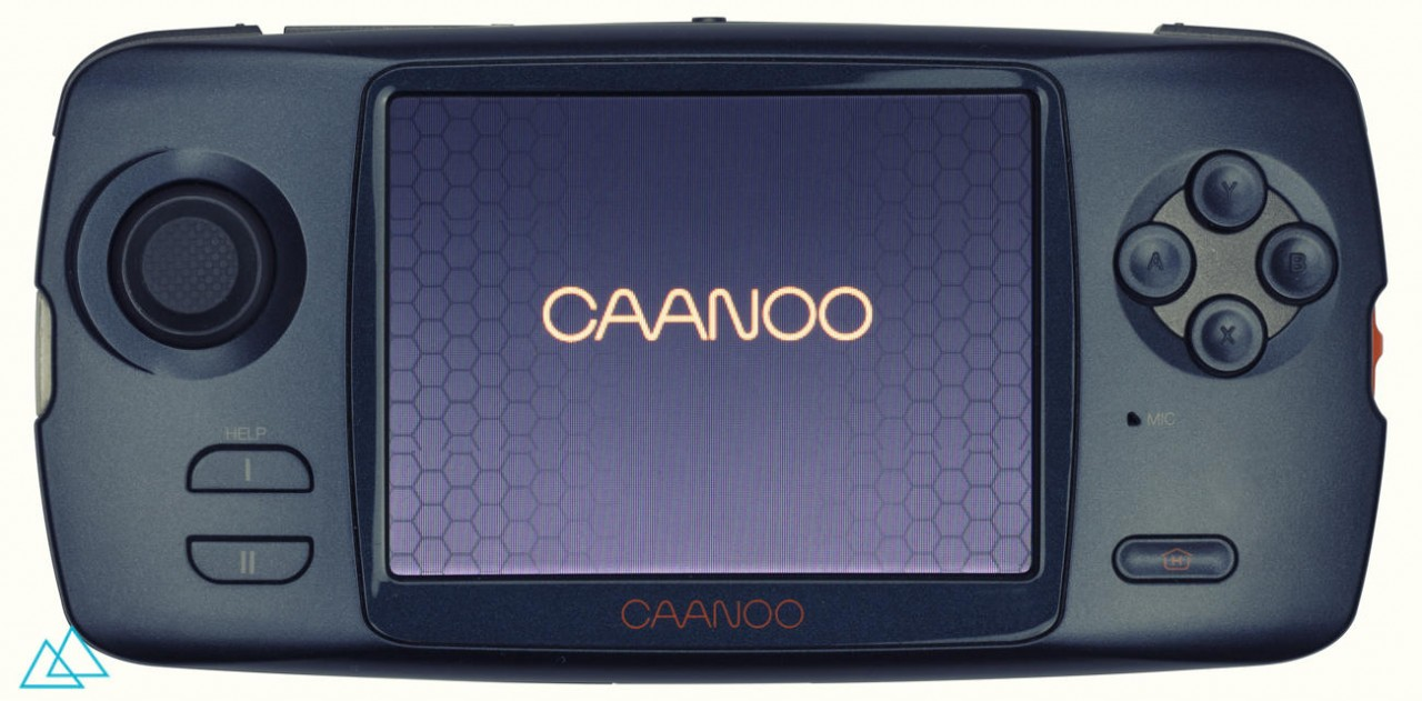 # 022 GP2X Caanoo