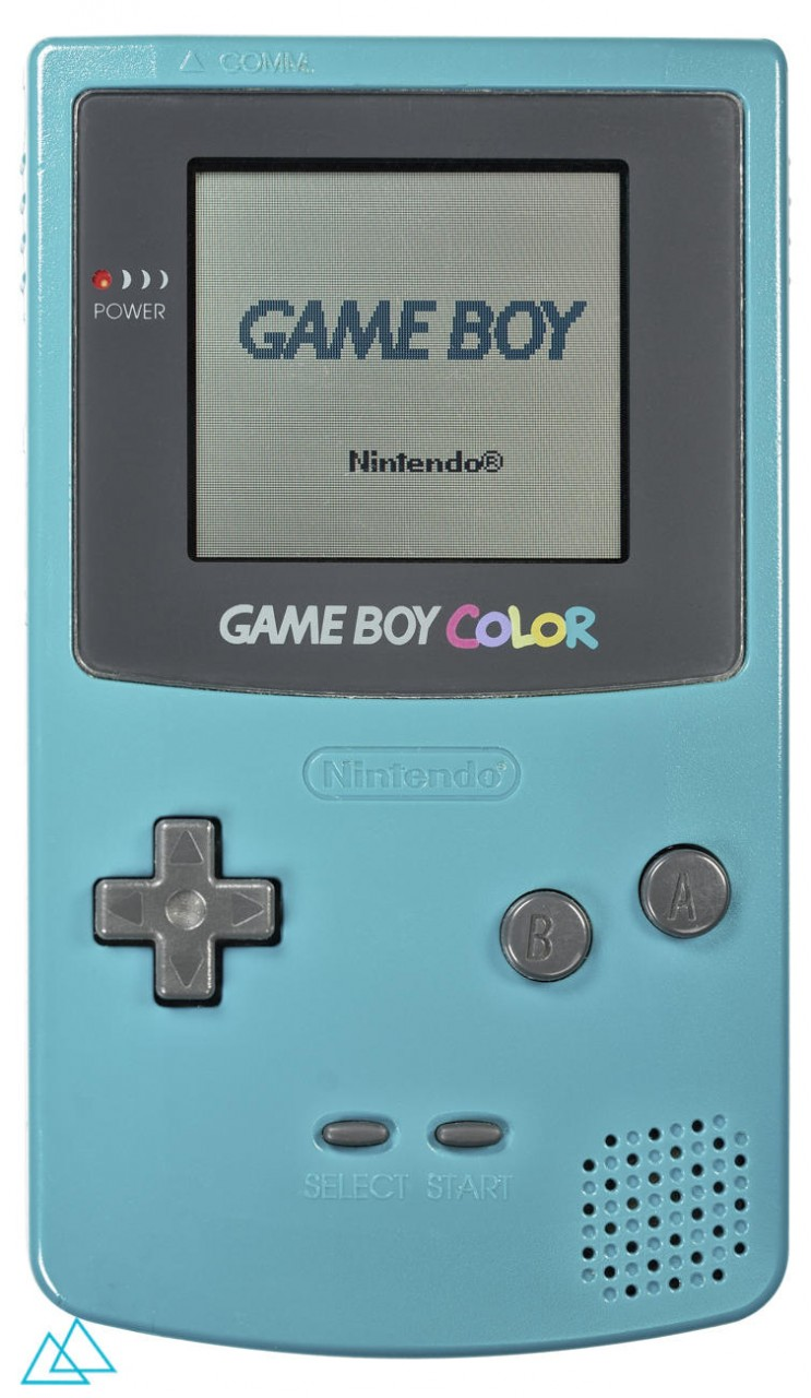 # 026 Nintendo Game Boy Color