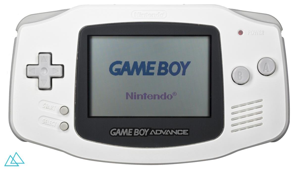 # 027 Nintendo Game Boy Advance