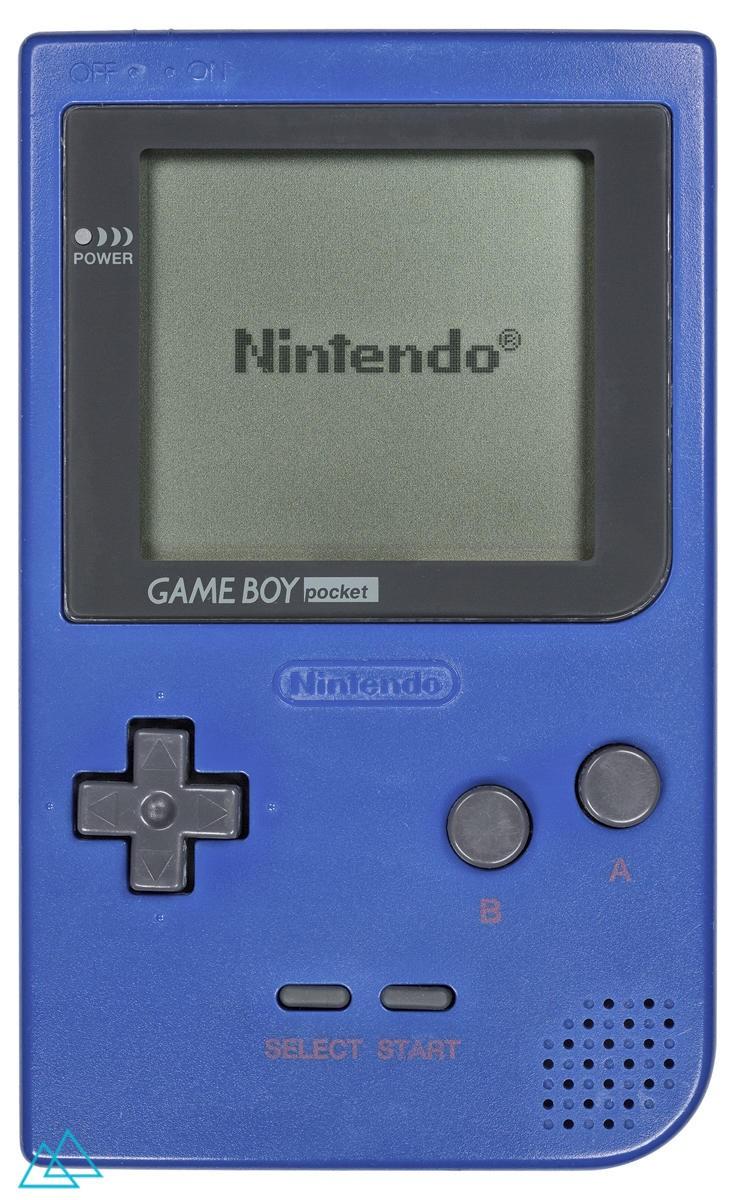# 028 Nintendo Game Boy Pocket