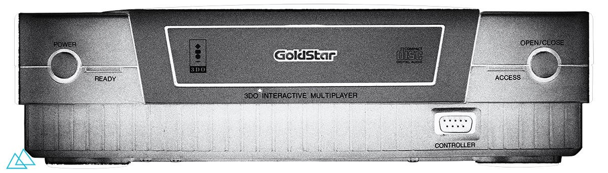 # 034 3DO GoldStar GDO-101M