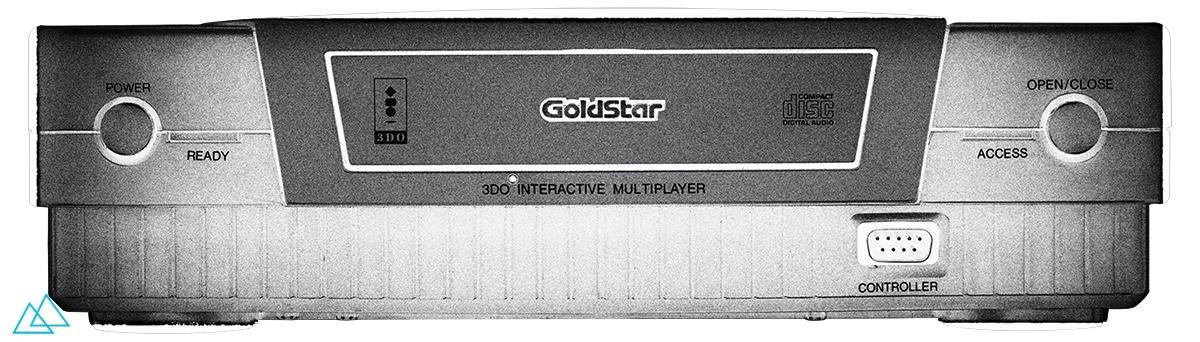 # 034 3DO GoldStar GDO-101M