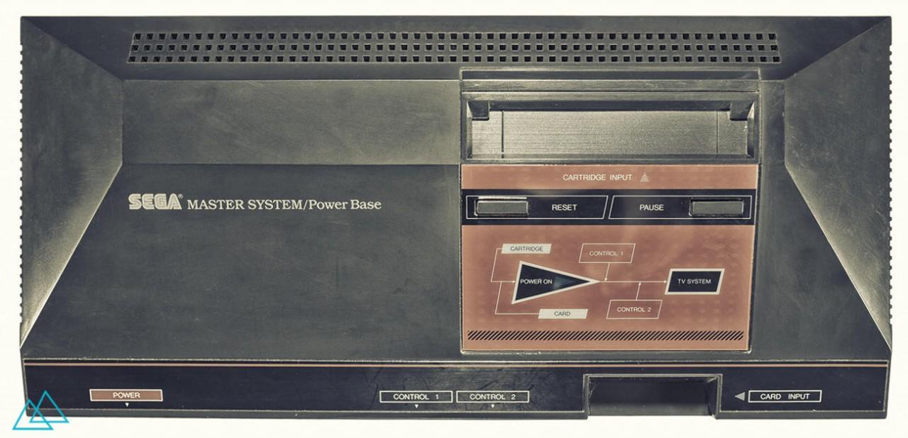 # 038 Sega Master System Rev 1