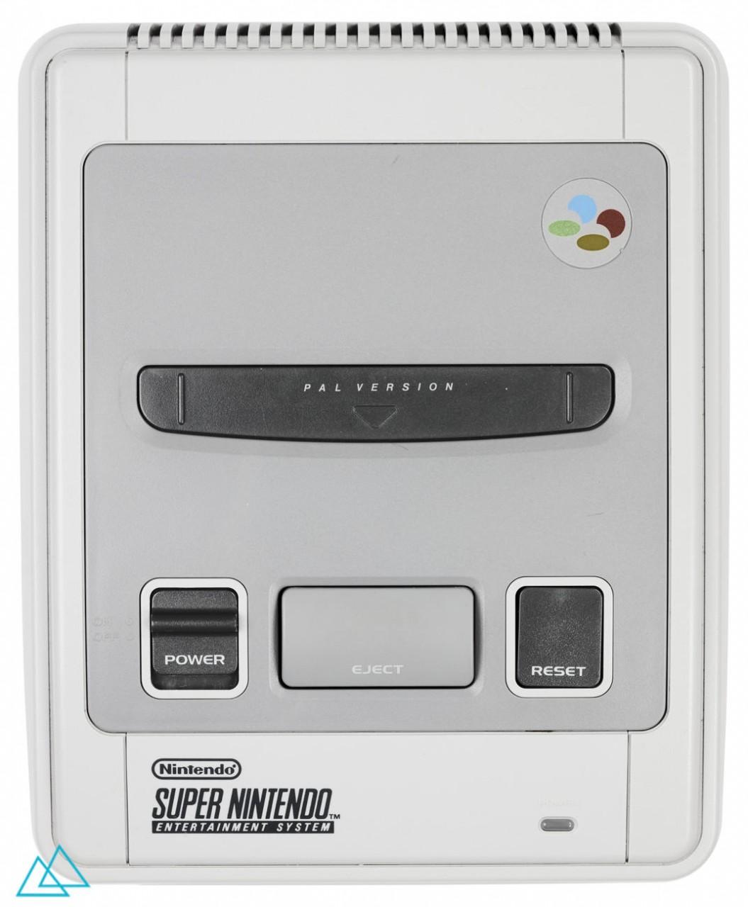 # 043 Nintendo Super Nintendo EU