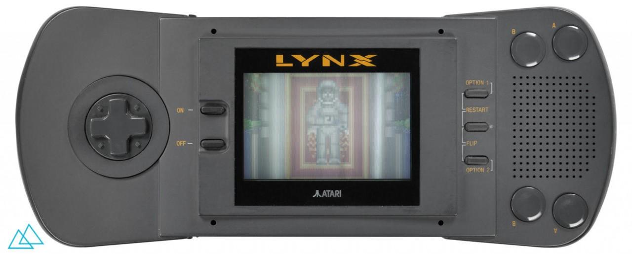 # 050 Atari Lynx Rev. 1