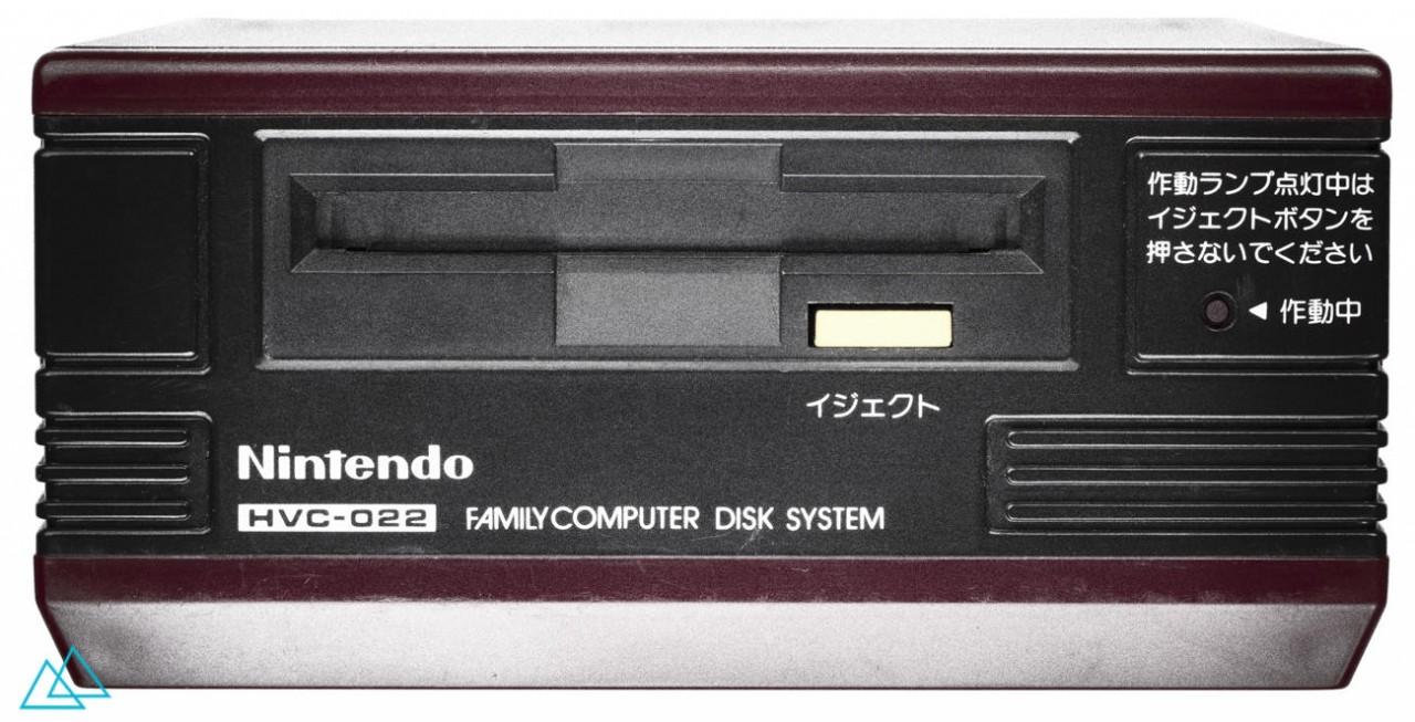 # 054 Nintendo Famicom Disk System