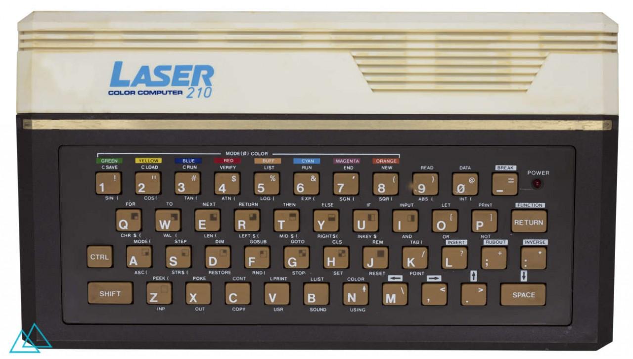 # 059 (VTech) Laser 210 Color Computer