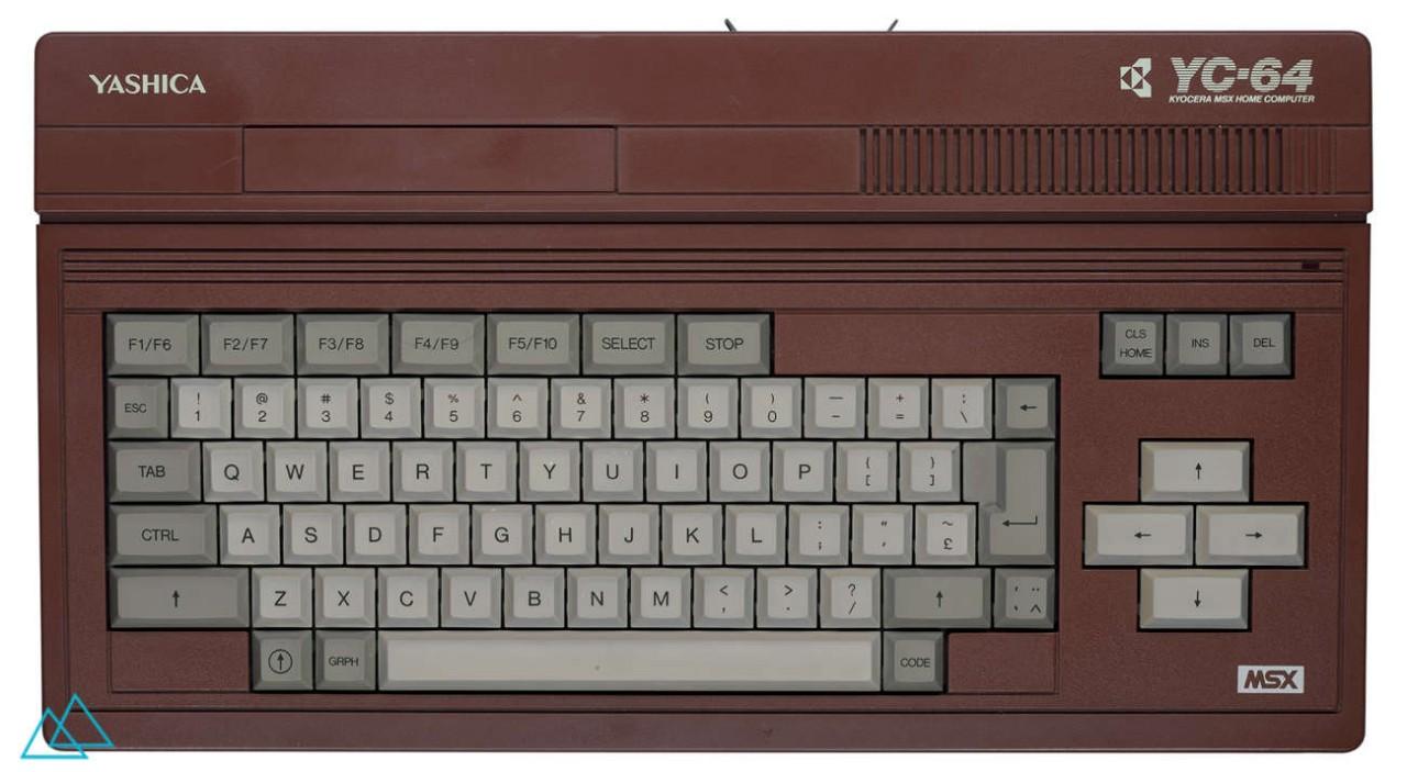 # 065 MSX Yashica YC-65