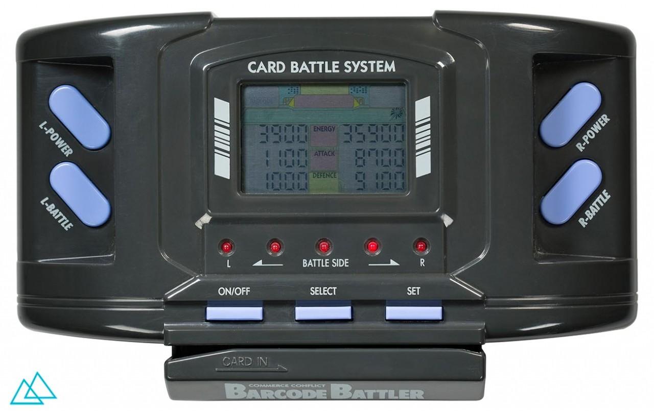 # 071 Epoch Barcode Battler