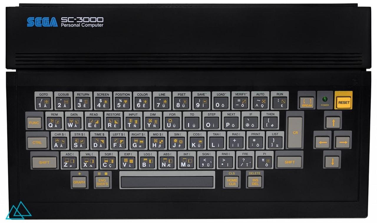 # 081 Sega Personal Computer SC-3000