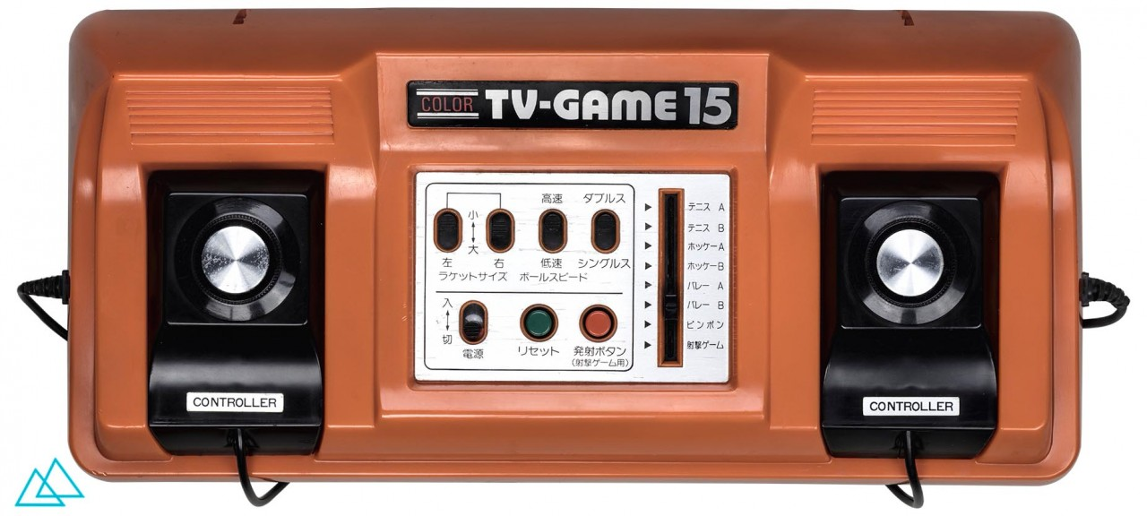 # 082 Nintendo Color TV Game 15 (CTG-15)