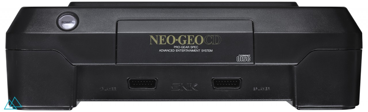 # 083 SNK NEO GEO CD Frontloader