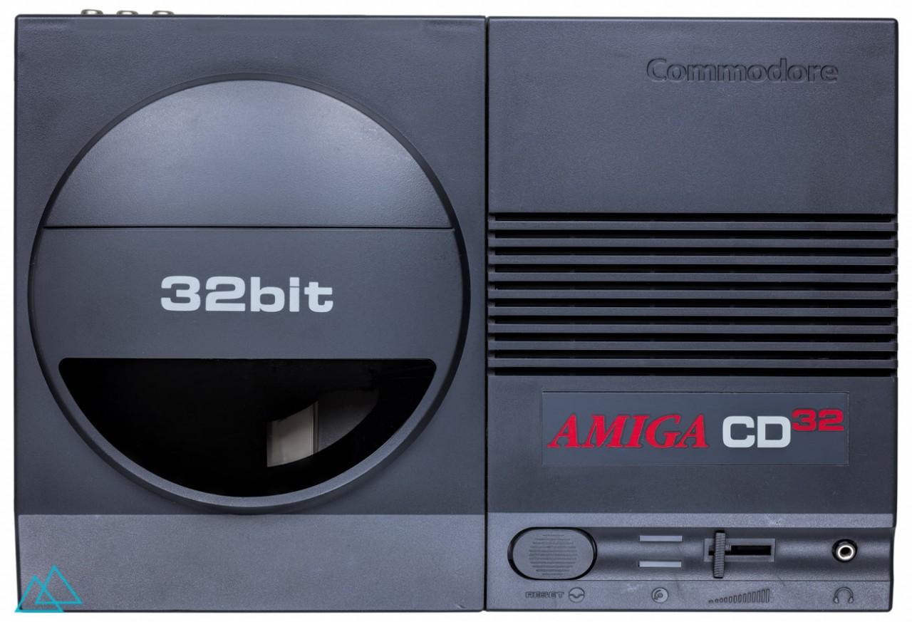 # 096 Commodore Amiga CD 32
