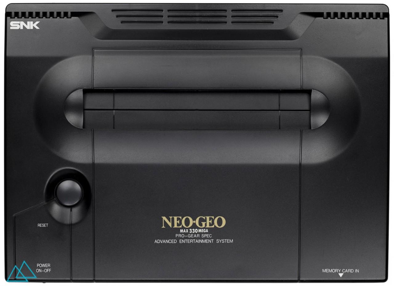 # 100 SNK Neo Geo AES