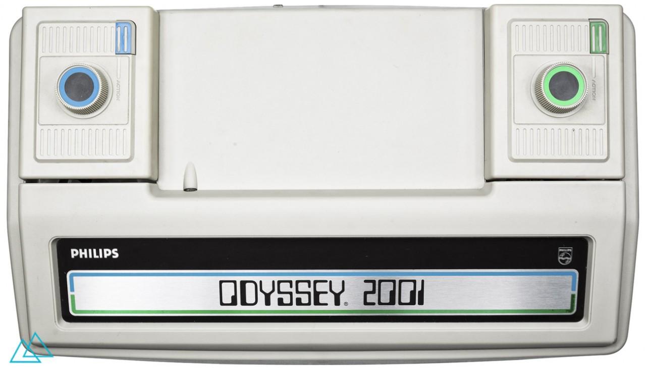 # 102 Philips Odyssey 2001