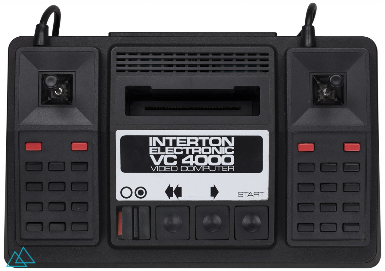 # 104 Interton Electronic VC 4000