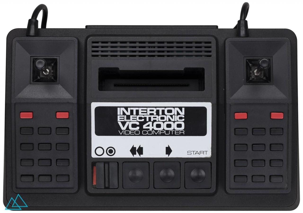 # 104 Interton Electronic VC 4000