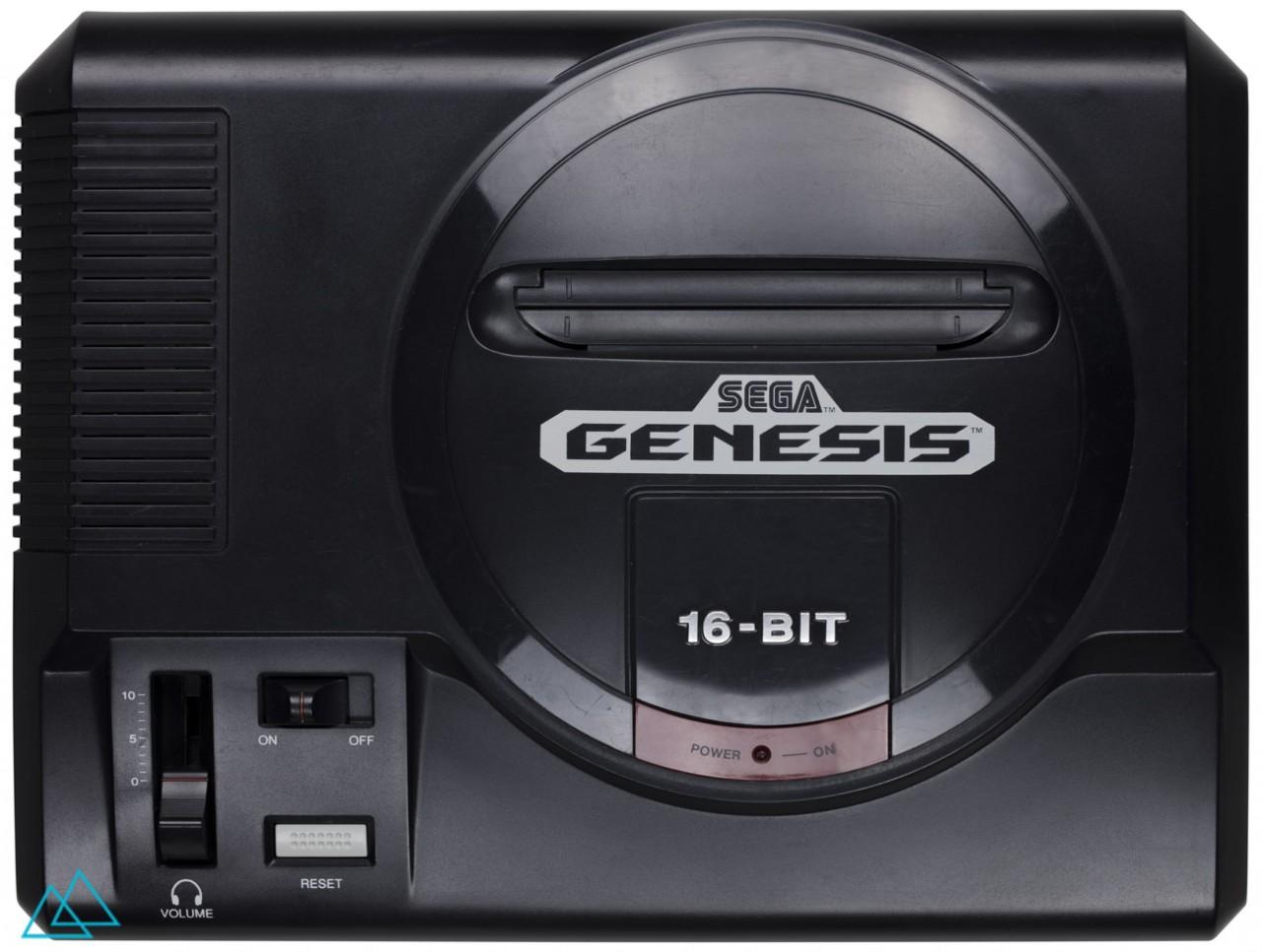 # 107 Sega Genesis