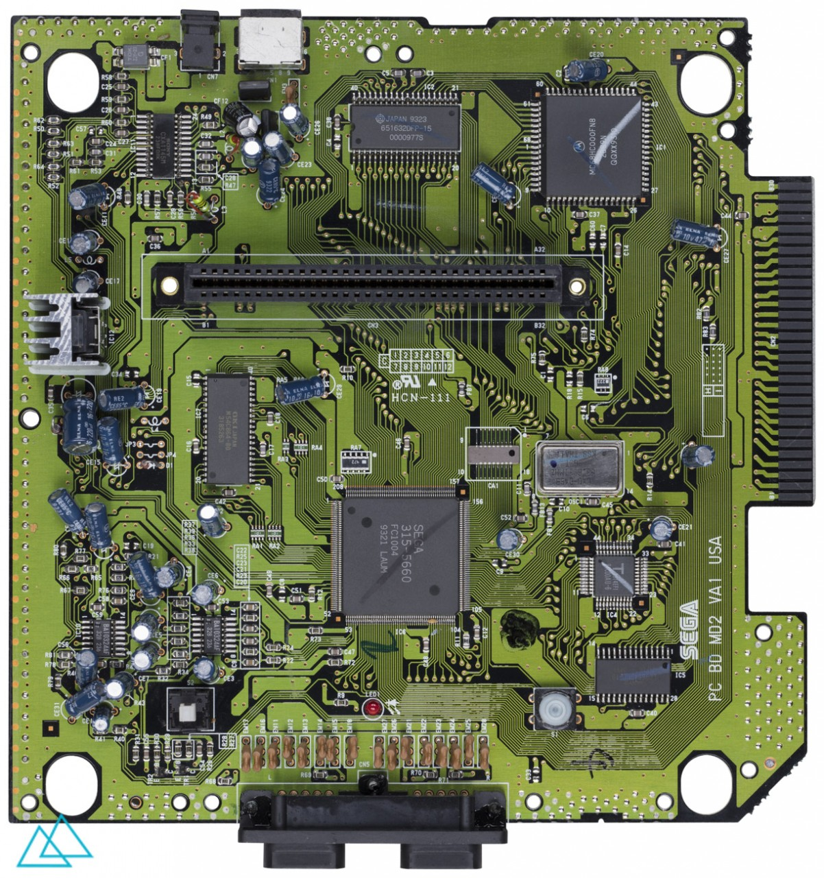 # 108.1 Sega Genesis (2) Main Board