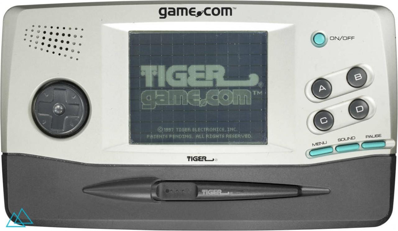 # 114 Tiger Game.com