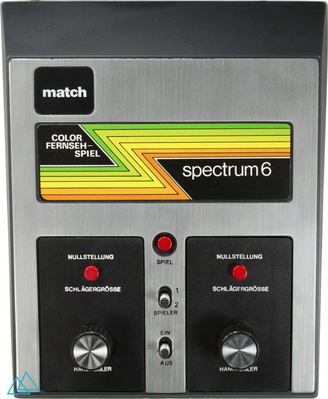 # 115 Pong Match Spectrum