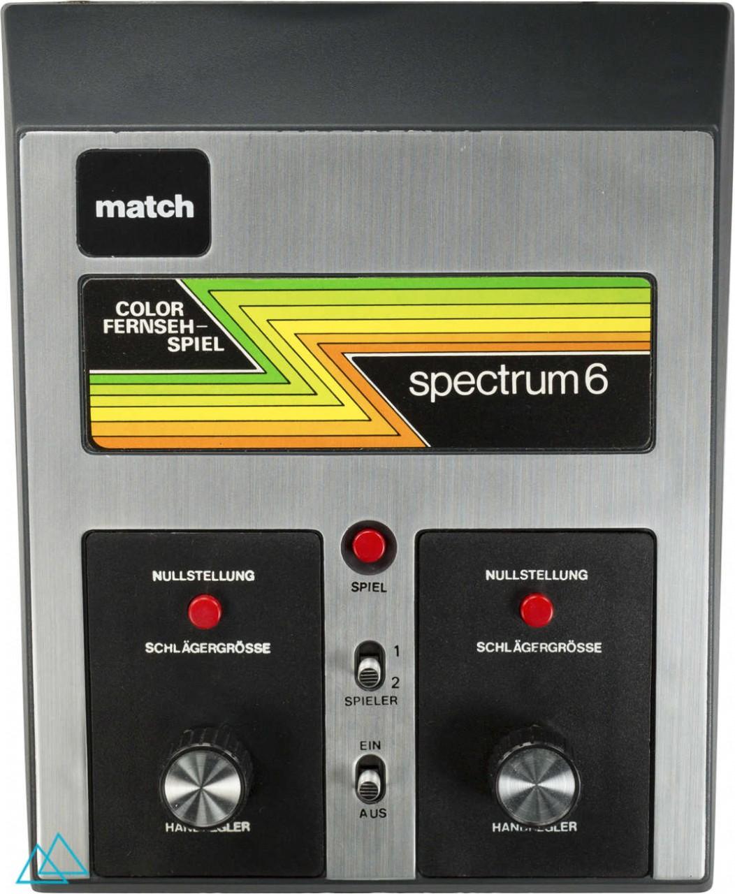 # 115 Pong Match Spectrum