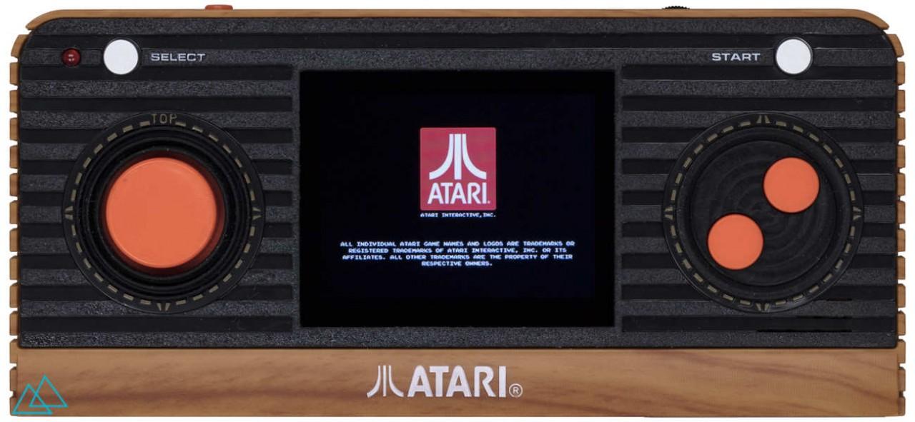 # 122 Atari Blaze