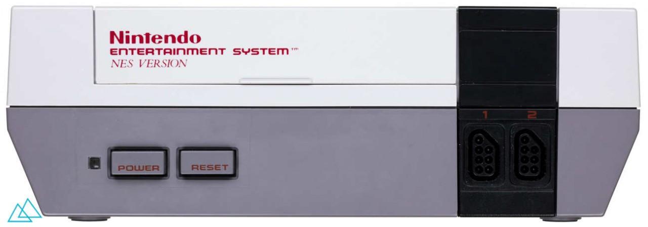 # 125 Nintendo NES NES Version