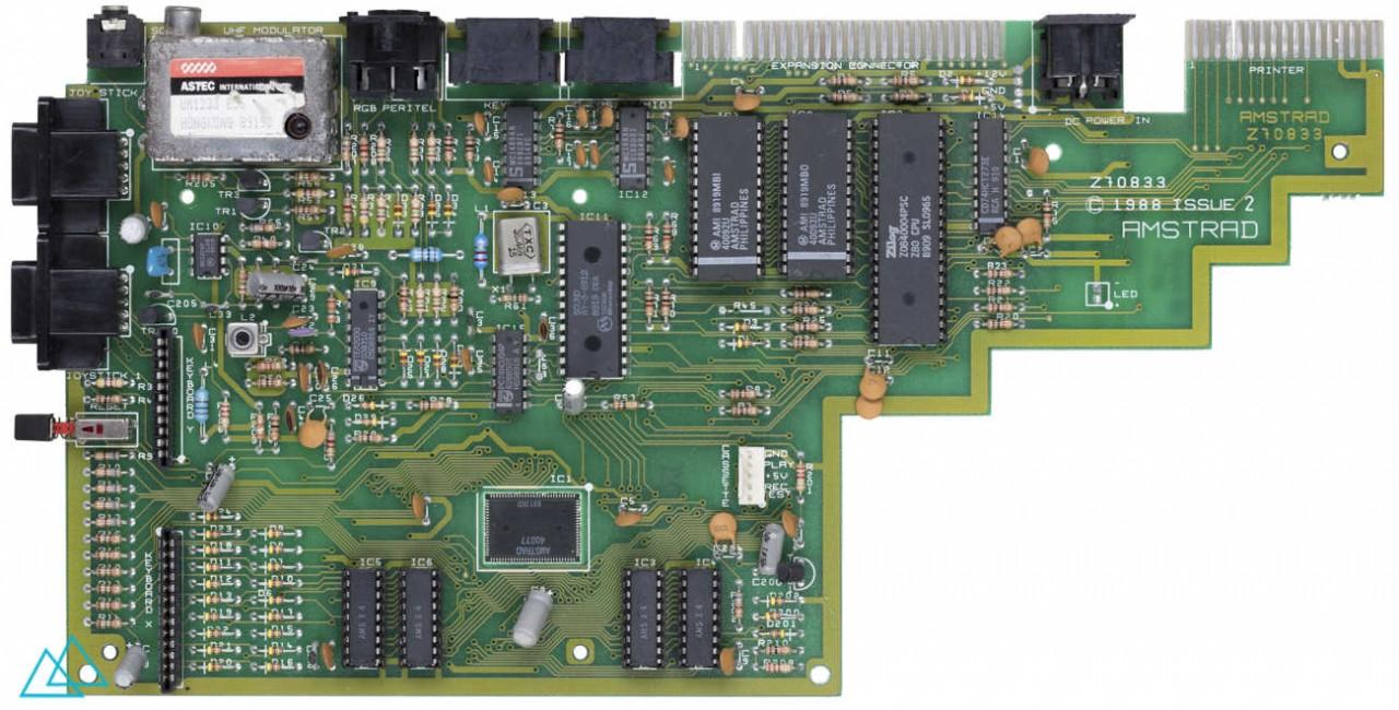 # 127.1 Sinclair Spectrum + 2 Main Board