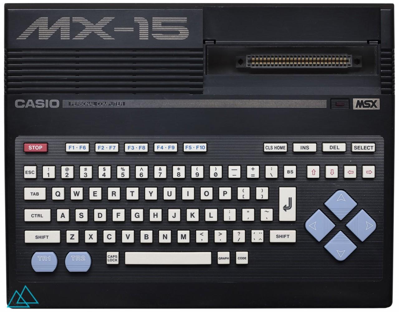 # 160 MSX Casio MX-15