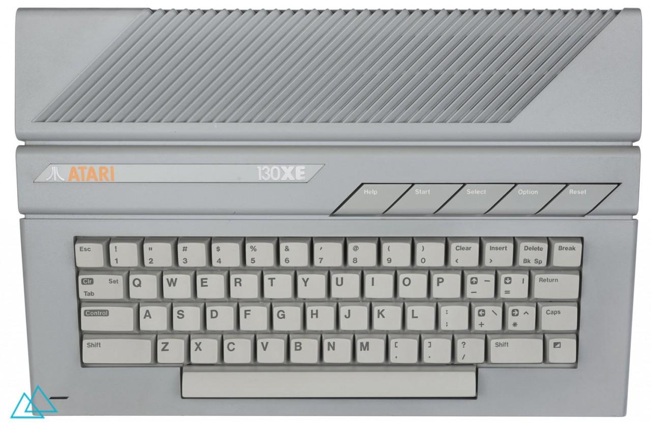 # 171 Atari 130 XE
