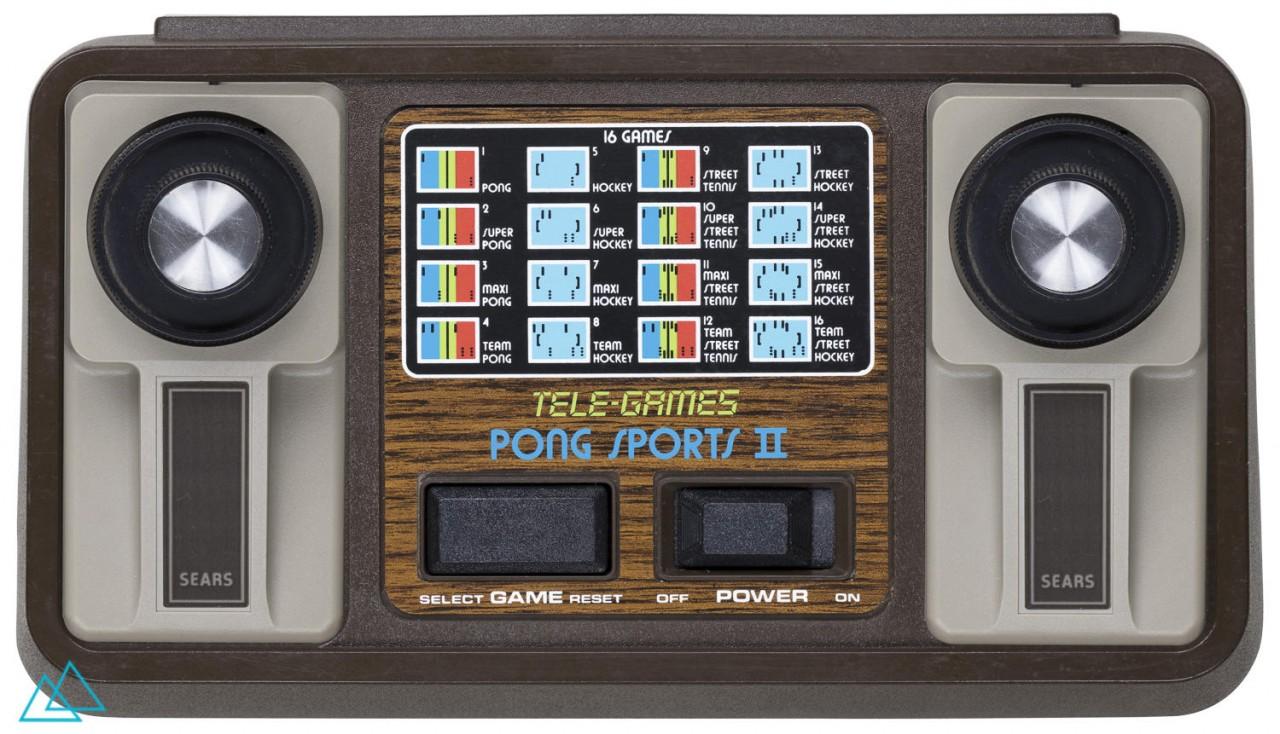 # 193 Sears Tele-Games Pong Sports II by Atari