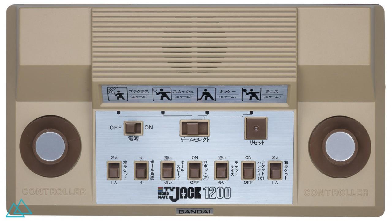 # 194 Bandai Video Mate TV Jack 1200