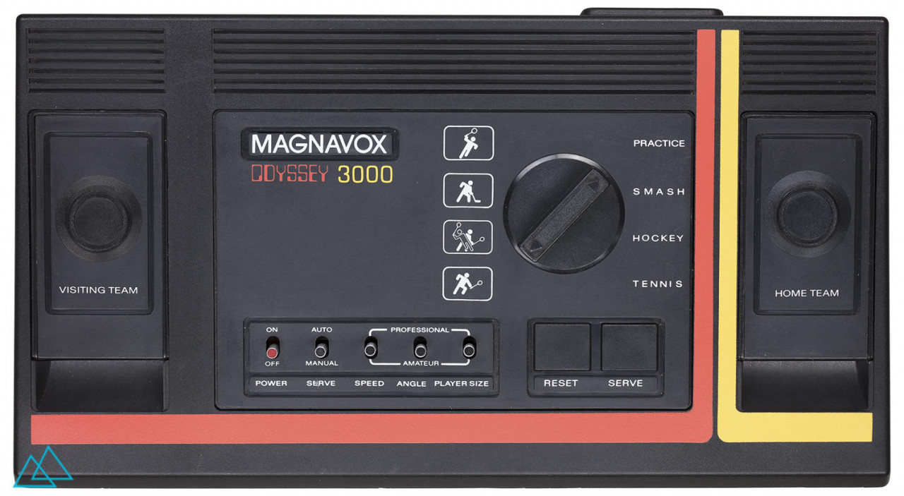 # 195 Magnavox Odyssey 3000