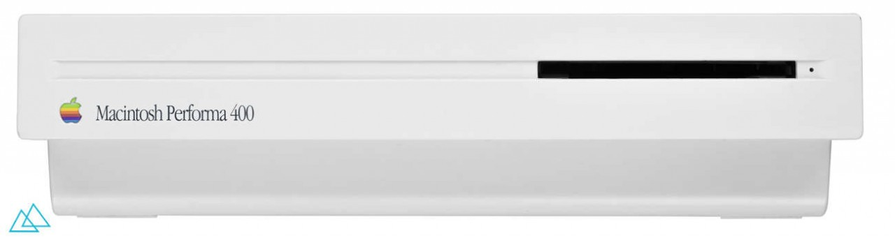 # 112 Apple Macintosh Performa 400