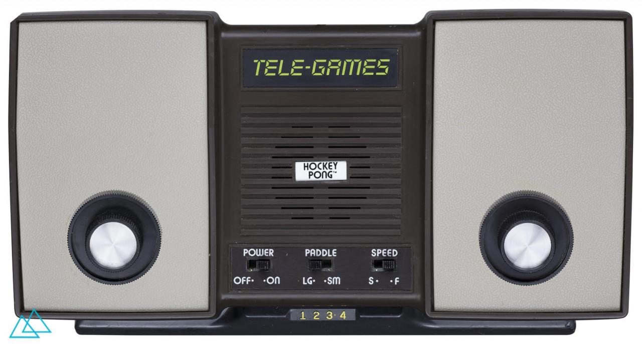 # 208 Sears Tele-Games Hockey Pong
