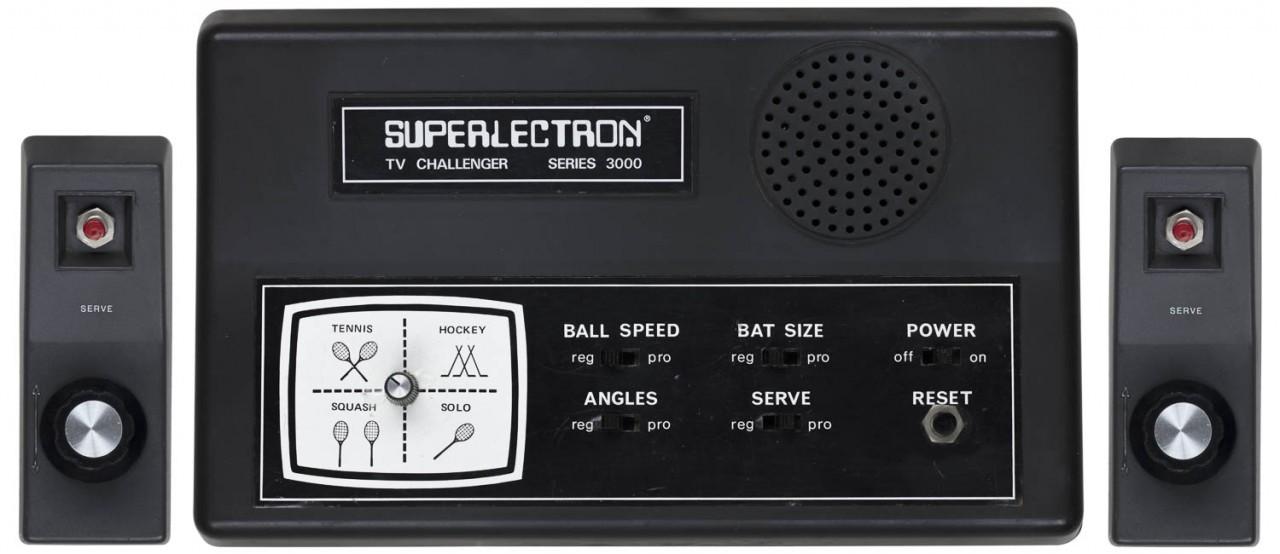 # 308 Superlectron TV Challenger Series 3000 (TVC-3000)