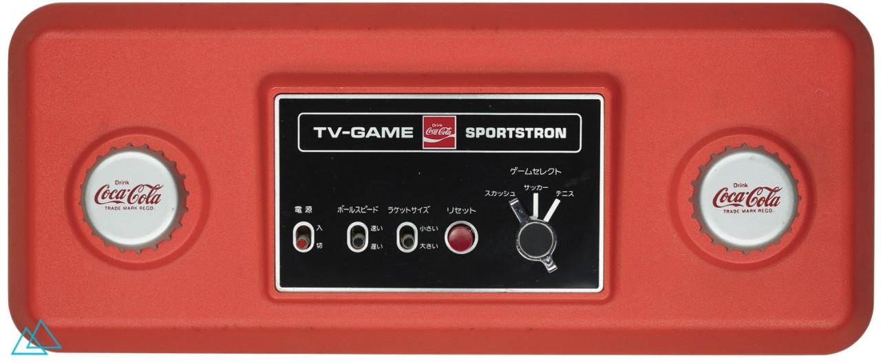 # 349 Fuji TV Game Sportstron